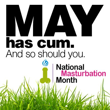 maymasturbationmonth